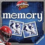 Ravensburger Power Rangers Operation Overdrive memory® Game