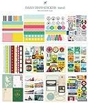 12 feuilles quotidienne Deco Sticker...