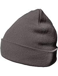 4197ad608ca22 Amazon.co.uk  Grey - Skullies   Beanies   Hats   Caps  Clothing