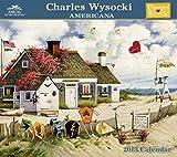 Charles Wysocki - Cat Tales Wall Calendar (2015) by Charles Wysocki (2014-07-05)