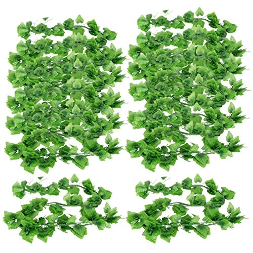 uxcell-24-metres-de-long-decoratif-vert-raisin-vine-house-garden-decor-12-pcs
