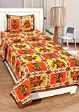 Super India Traditional Single Bedsheet ...