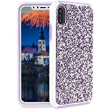 IPhone 7 IPhone 8 Case, Codream Shock-Resistant Covers Shell Skin Comfortable Bumper With Covers Protective Case Case Compatible With IPhone 7 IPhone 8 -Purple