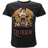 T-shirt original Queen pour enfant officiel du groupe Freddie Mercury Film