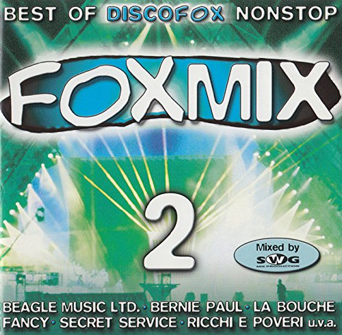 Nonstop Disco-Mix - Party Dance Club Tanzschule (Compilation CD, 40 Tracks)