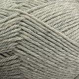 Rowan Handstrickgarn pure wool worsted weight Farbe 00112 hellgrau 100 % Schurwolle 100 g waschbar 200m Lauflänge