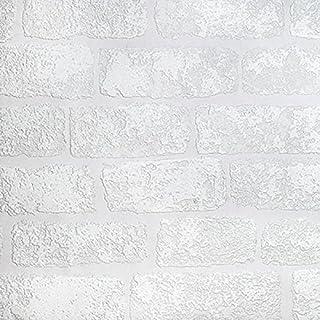 Anaglypta Wallpaper Lincoln Brick RD812