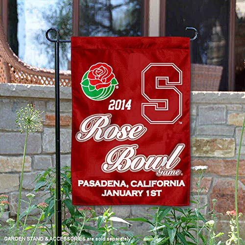 College Flags and Banners Co. Stanford Cardinal Rose Bowl Spiel Hof, Flagge und Yard Flagge