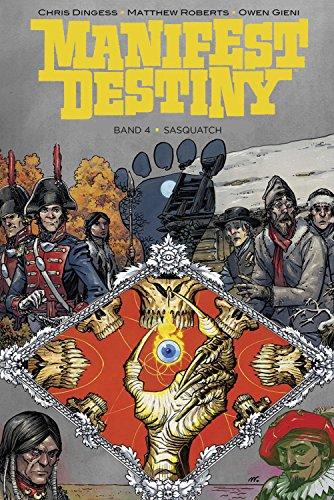 manifest-destiny-4-sasquatch-german-edition