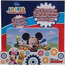 Disney La Casa De Mickey Mouse Â¡Divertida Caja De Colección!