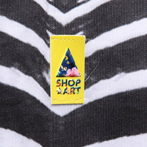 B6420 felpa donna SHOP ART felpe giacca multicolore sweatshirt woman Multicolore