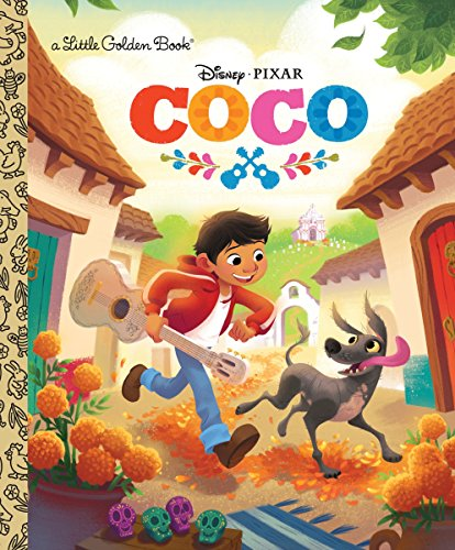 Coco Little Golden Book (Disney/Pixar Coco) (Little Golden Book: Coco) por Random House Disney