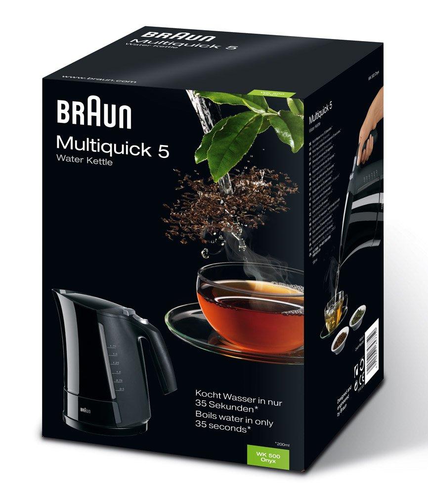Braun-Multiquick-5-WK-500-Aquaexpress-Wasserkocher-3000-W-17-l-schwarz
