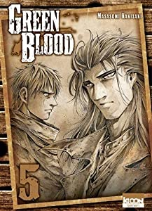 Green Blood Edition simple Tome 5