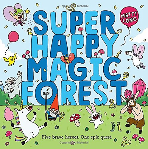 Super Happy Magic Forest (Super Happy Magic Forest 1)