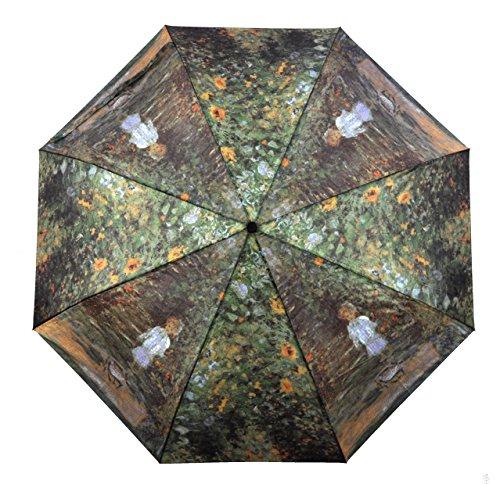 Künstler-kunst-druck (Regenschirm Motiv Claude Monet