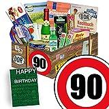 Spezialitäten Geschenk | DDR Box L | Zahl 90 | Geschenk Idee Mama