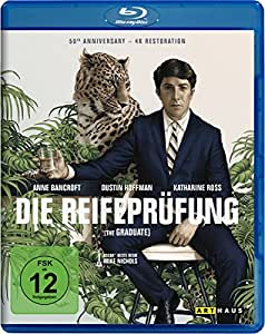 Die Reifeprüfung - 50th Anniversary Edition [Blu-ray]
