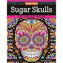 Sugar Skulls Coloring Book (Coloring Is Fun) by Thaneeya McArdle (2016-09-01)