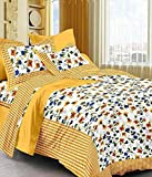 #4: double bedsheet double bedsheet 100% cotton by vie loom king size by Vie Loom