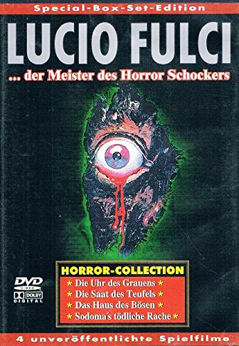 Lucio Fulci - Horror-Collection (2 DVDs)