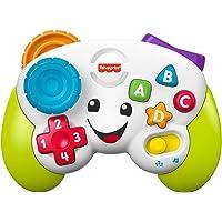 Fisher-Price- Controller Ridi e Impara, Insegna Forme e Colori, Giocattolo per Bambini 6+ Mesi, 3, FWG15