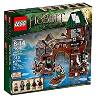 LEGO The Hobbit 79016: Attack on Lake-town