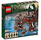 Best LEGO De Bains - LEGO The Hobbit Ataque en Ciudad del Lago Review