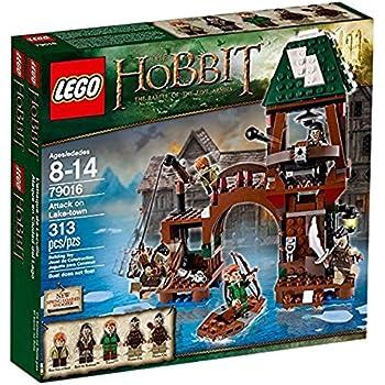 keine Steine! Bauanleitung Lego The Hobbit .. # 79002 Attack of the Wargs