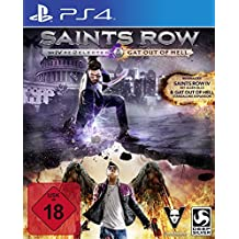 Deep Silver PS4 Saints Row IV Re-elected
