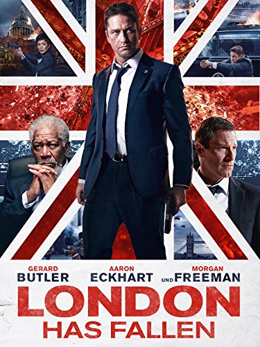 London Has Fallen Film