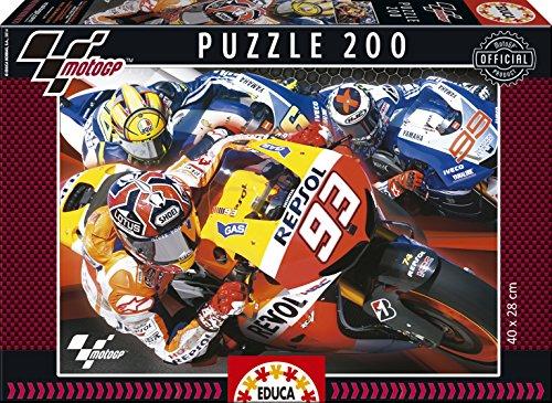 Educa Borrás MotoGP - Puzzle de 200 piezas 15904