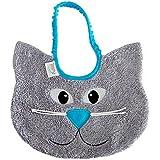 Zigozago - Lätzchen Katze Felix mit elastischen