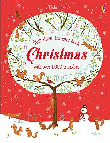 Christmas (Rub-Down Transfer Books)