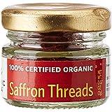 Organic India Saffron Threads, 2 g