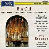 Bach: Orgelwerke V