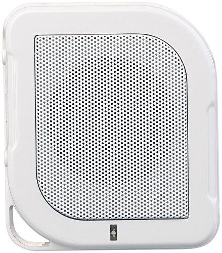 auvisio Minilautsprecher: 2in1-Steckdosen-Lautsprecher & Powerbank, Bluetooth, Freisprecher,6W (Freisprech-Lautsprecherboxen)