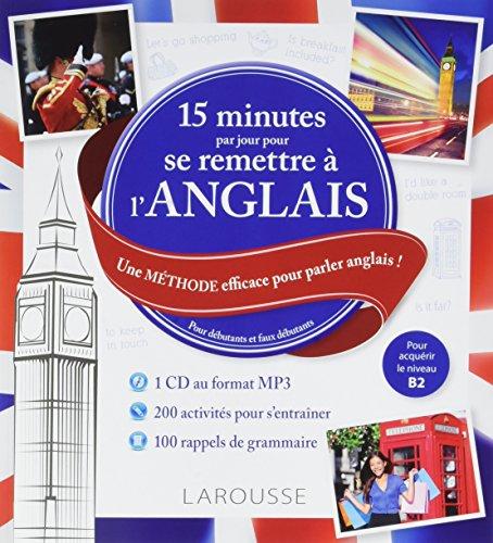 15 minutes par jour pour se remettre à l'anglais