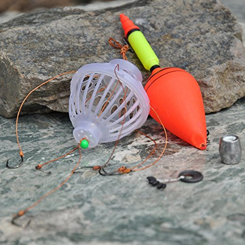 Lixada set de flotteur de pêche Monster de mer avec...