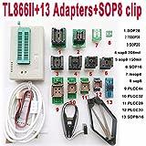 NANAO TL866II Plus 13programmatore USB adattatore presa SOP8clip 1.8V Nand Flash 249325BIOS Eprom MCU AVR Eprom