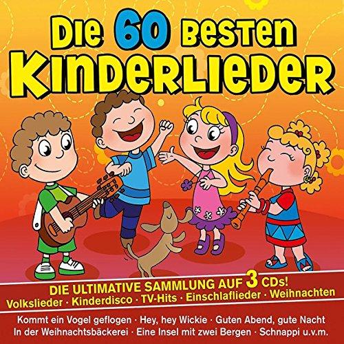 Die 60 Besten Kinderlieder ()
