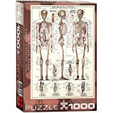 Eurographics The Skeletal System Puzzle (1000 Stück)