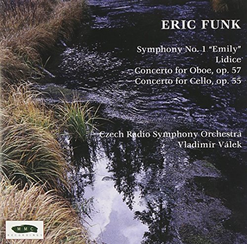 Orchestral Music by Eric Funk