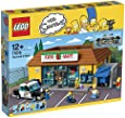 LEGO 71016 - Konstruktionsspielzeug - Simpsons - Kwik-E-Mart