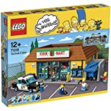 Lego The Simpsons 71016 - El Badulaque