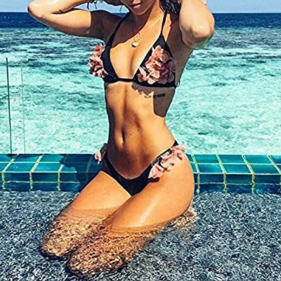 Baste - Bikini Detalles Flores