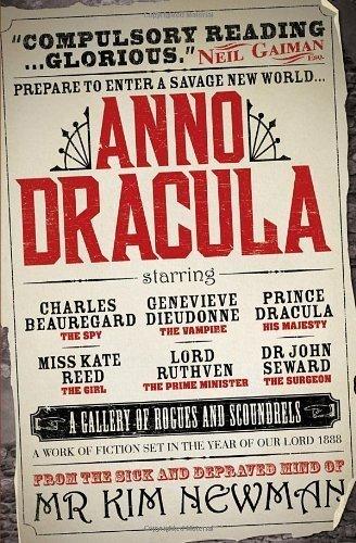 Anno Dracula by Newman, Kim (2011) Paperback