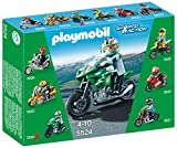 Playmobil Coleccionables - Sports & Action Moto Deportiva Playsets (Playmobil 5524)