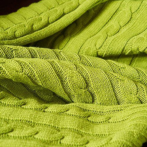 BDUK Stricken und Decken aus Baumwolle und Klimaanlage im Sommer Mittag- Decken und Kinder, sind die einzigen Thema Decke im Frühjahr und Herbst