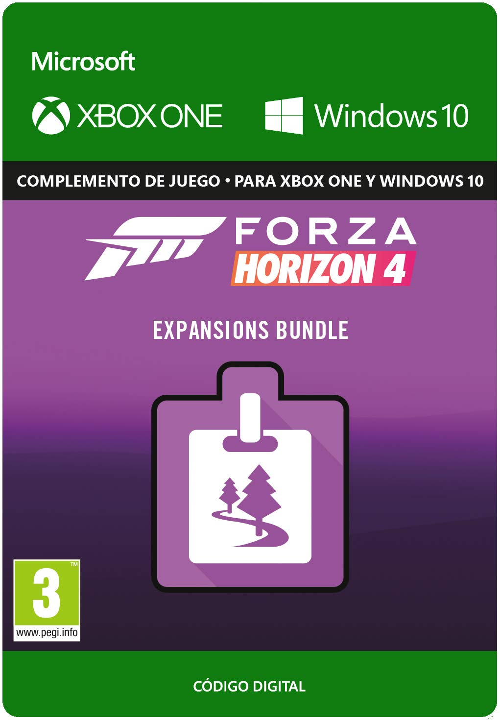 Forza Horizon 4: Expansions Bundle | Xbox One/Win 10 PC – Download Code